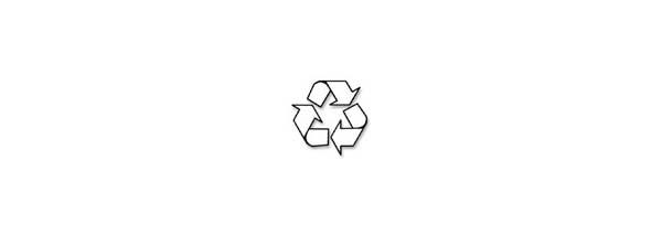 Recycling symbols - Mobius loop