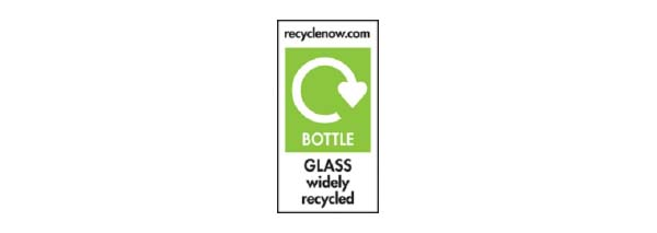 Recycling symbols - widely recycled