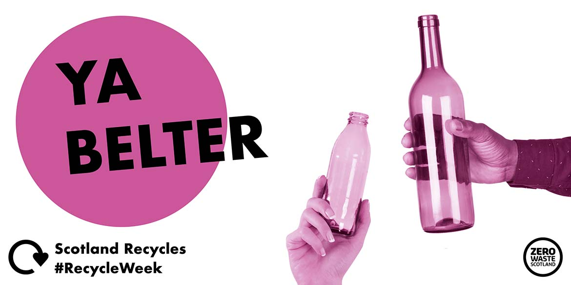 Recycle Week 2020 - Ya Belter